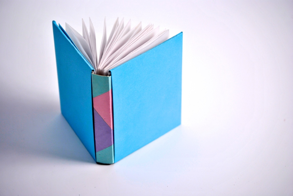 The book can be read by turning pages